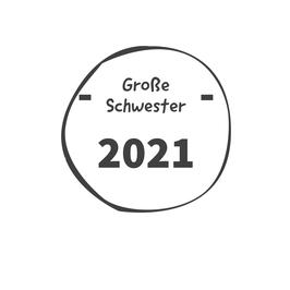 Personalisierung Große Schwester Kreis