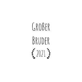 Personalisierung Großer Bruder 2021