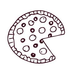 Personalisierung Pizza Partnerlook