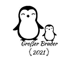 Personalisierung Großer Bruder Pinguin