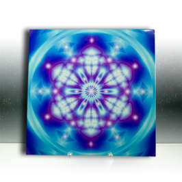 Cleansing Pure Blue Ice Power Plate