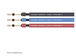 1m SOLARFLEX Hochstromkabel 2x 10mm2 für Wechselrichter