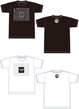 +81LIKE Hellaflush Tシャツ 2018 Ver. B-TYPE