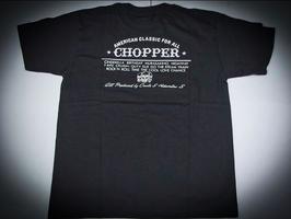 CHOPPER AMERICAN CLASSIC T-SHIRT