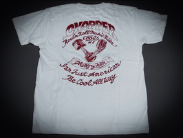 CHOPPER THE BIG BAD STAFF T-SHIRT