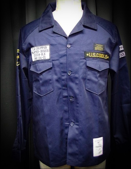 CHOPPER WORK SHIRT