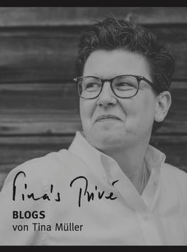 Tina's Privé Blogbuch