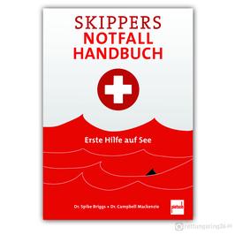Skippers Notfall-Handbuch - Erste Hilfe auf See - Buch