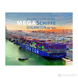 Megaschiffe - Giganten zur See - Buch
