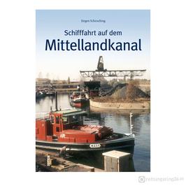 Schifffahrt auf dem Mittellandkanal - Buch