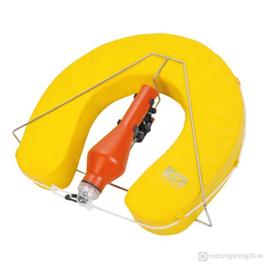 Hufeisen-Rettungsring-Set Gelb Besto