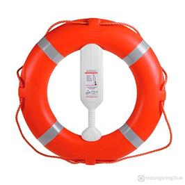 Rettungswurfleine 30 m mit Container für Rettungsring