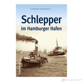 Schlepper im Hamburger Hafen - Buch