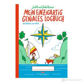 Mein einzigartig geniales Logbuch für Kinder von 6 bis 12 Jahren
