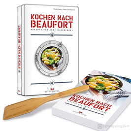 Kochen nach Beaufort - Rezepte für jede Windstärke - Buch