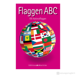 Flaggen ABC - 195 Nationalflaggen - Mini-Buch