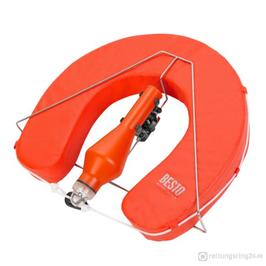 Hufeisen-Rettungsring-Set Orange Besto