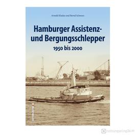 Hamburger Assistenz- und Bergungsschlepper - Buch