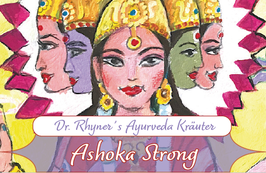 Dr. Rhyner`s ASHOKA STRONG