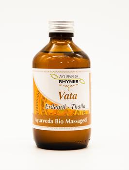 "Vata Bio Thaila / ""Erdenöl"" - Ayurveda Bio Körperöl"