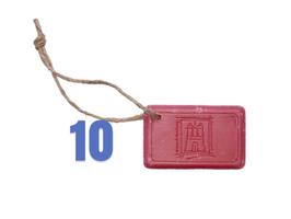 054-10 - 10 x Naturseife CLASSIC - angeleint