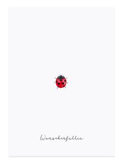 Eulenschnitt | Postkarte | Wunscherfüller