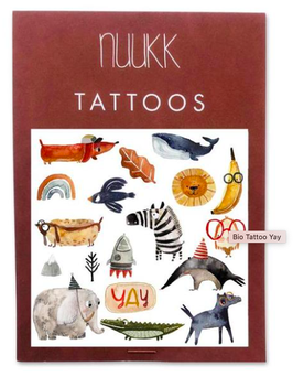 NUUKK | Tattoo - Yay