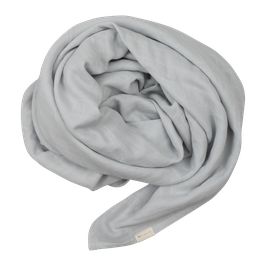 Fabelab ||  Musselintuch | icy grey |