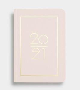 Navucko | Pocket Kalender rosé 2021 | DIN A6