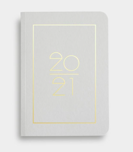 Navucko | Pocket Kalender grey 2021 | DIN A6