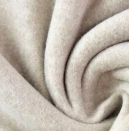 Bio Baumwoll Fleeceoverall | beige