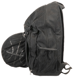 PEAK Backpack mit Ballnetz Black