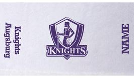 KNIGHTS Gametowel mit Wunschname und Logo