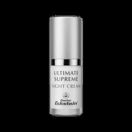 Ultimate Supreme Night Cream 15ml