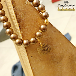 Armband mit Mandalaanhänger