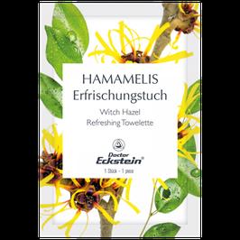 Hamamelis Erfrischungstücher 14 St.