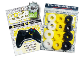 AAA-Shocks Veteranen Edition PRO Set für Xbox 360
