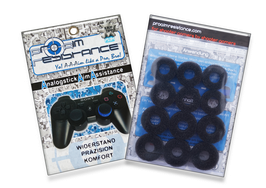 AAA-Shocks Veteranen Edition ProBro DARK MATTER Set für PlayStation 3