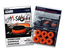 "AAA-Shocks TUFF ""Uggly Orange Infantry"" Edition für PlayStation 4"