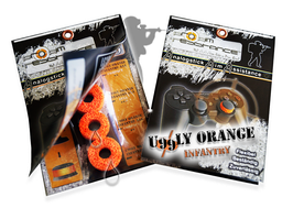 "AAA-Shocks ""uggly orange infantry"" Edition Set für PlayStation 3"