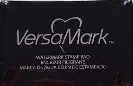 VERSAMARK WATERMARK INK PAD