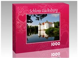 Schloss Glücksburg - 1000 Teile