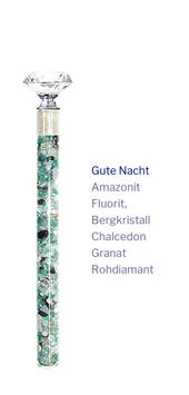 """Edelstein Energiestab """"Gute Nacht"""" 19cm"""
