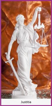 "Statue ""Justitia"""