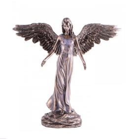 Friedensengel, weiß oder Bronze   **NEU**