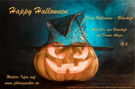Deine Halloween - Botschaft