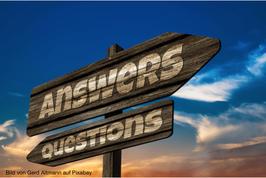 Kurze Frage - Kurze Antwort