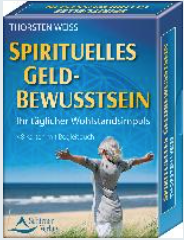 Spirituelles Geldbewusstsein  *NEU im Sortiment