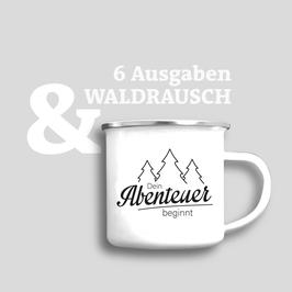 ABO ab Ausgabe No1 | 2020 + Camping-Mug