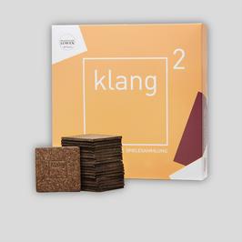 klang² Gedächtnisspiel – Buchbinder Edition